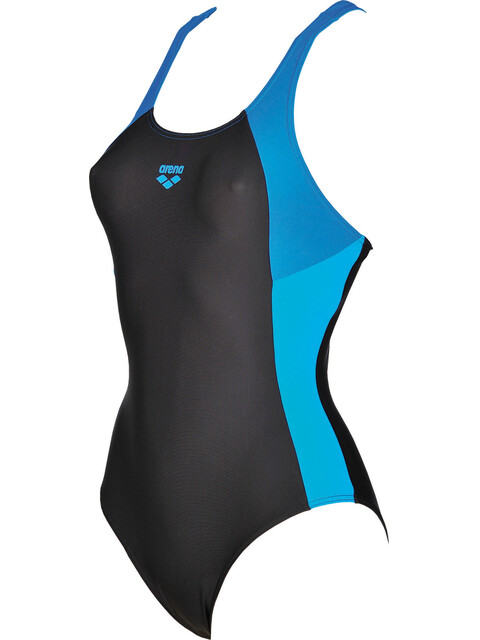 arena Ren One Piece Swimsuit Women black-pix blue-turquoise